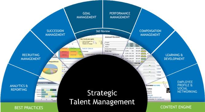 Internal Introduction Of Saas Strategic Talent Management