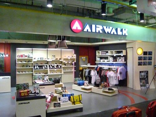 Kết quả hình ảnh cho airwalk store