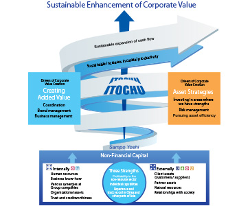 Sustainable Enhancement of Corporate Value