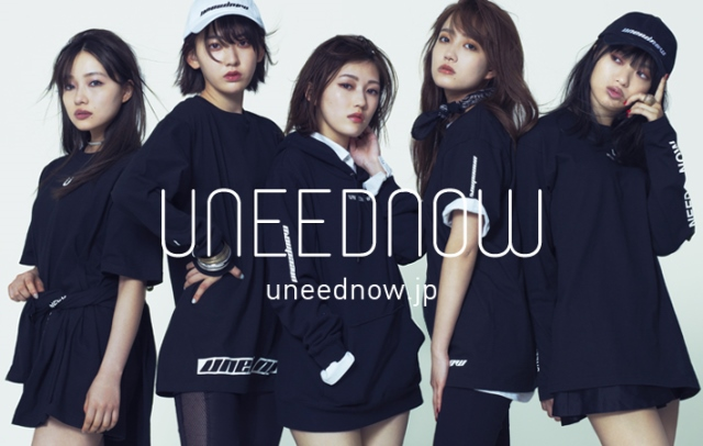 Promotion of UNEEDNOW, an AKB48 Group-certified EC fashion brand for