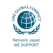 THE GLOBAL COMPACT Network Japan WE SUPPORT